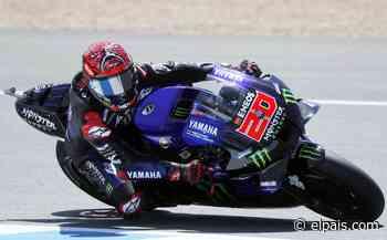Fabio Quartararo y Yamaha lucen palmito en Jerez - EL PAÍS