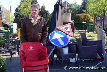 """Cafébaas boos na Poortje Pik: """"Mijn terras stond al klaar voor volgend weekend"""""""