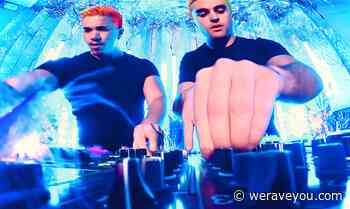 Dubstep duo birrdbath drop vivacious new 5-track 'Flight Plan' EP - We Rave You
