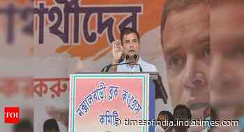 Congress workers to decide who should lead party, will do whatever party wants: Rahul