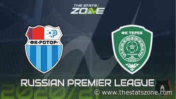 2020-21 Russian Premier League – Rotor Volgograd vs Akhmat Grozny Preview & Prediction - The Stats Zone