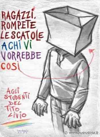 Martina Franca, per il dibattito a scuola sull'omosessualità serve il parere dei genitori: ecco quello del disegnatore - Noi Notizie