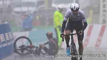 Radsport: Woods gewinnt Königsetappe der Tour de Romandie