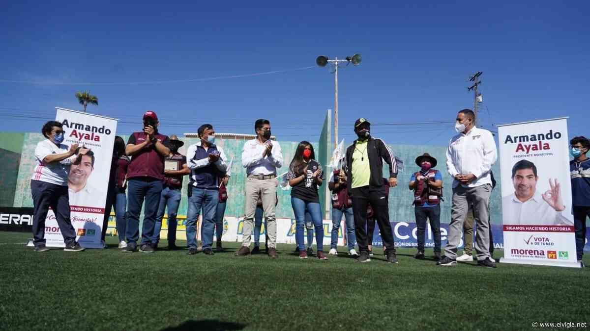 Impulsarán la liga municipal infantil - El Vigia.net