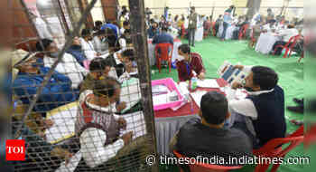 Counting halls up by 200% due to Covid norms; nearly a lakh personnel to count votes on Sunday