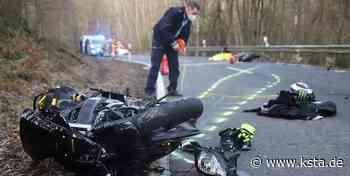 Motorradfahrer kollidieren: Kölner und Euskirchener Biker sterben bei Unfall in Much - Kölner Stadt-Anzeiger