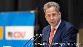Wahlkreis in Südthüringen: Breite Kritik an Maaßen-Kür zum CDU-Direktkandidaten