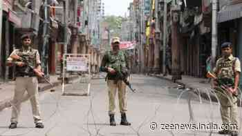 Lockdown in Jammu and Kashmir's 4 districts extended till May 6