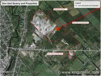 Greater Napanee residents come together against proposed asphalt plant - Kingstonist