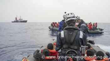 Migration: Weitere Flüchtlinge im Mittelmeer gerettet
