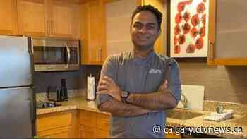 Calgary chef guides guests through preparation of an Indian meal without leaving their hotel room - CTV Toronto