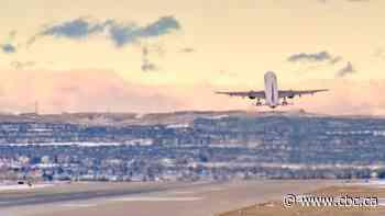 Popular plane-spotting areas near Calgary airport closed to public access - CBC.ca