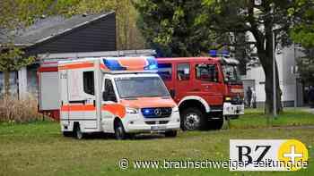Feuer in Gifhorner Asylbewerberheim: Eine Person verletzt