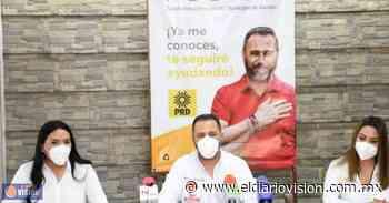 Presenta Luis Felipe León Balbanera, principales ejes de trabajo para Zacapu - El Diario Visión