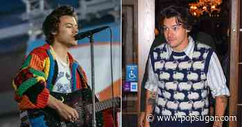 16 Times Harry Styles's Sweater (and Sweater Vest!) Game Was Unequivocally Unmatched - POPSUGAR