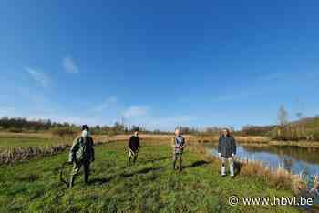 Natuurpunt snoeit en maakt wandelwegen vrij - Het Belang van Limburg