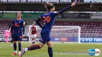Report: Northampton Town 0  Blackpool 3