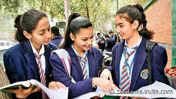 CBSE exams 2021 big update: Board announces policy for tabulation of class 10 papers