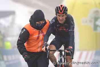 'I had no feeling in my hands' says Geraint Thomas, explaining Tour de Romandie crash