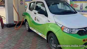Ola to manufacture electric cars: Report