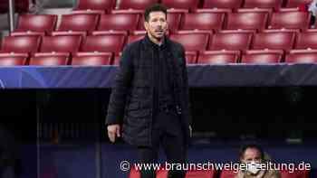 Primera División: Atlético Madrid festigt Tabellenführung vor Real und Barça