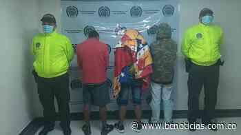 Desarticularon a los de Hoyo Frío en Aranzazu - BC Noticias
