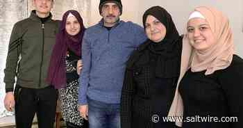 Syrian refugee family finds new hope in Antigonish   Saltwire - SaltWire Network