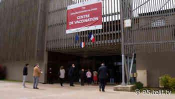 Covid-19 : 1 500 injections par jour au vaccinodrome de Jouy-le-Moutier | VOnews/vià95 - VOnews95