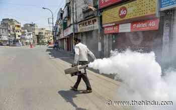 Coronavirus   47 die in J&K, govt. extends 'corona curfew' in 4 districts - The Hindu