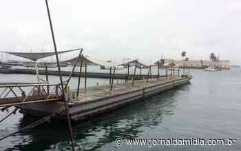 Ilha de Itaparica está sem transporte marítimo neste sábado; Lanchas de Mar Grande e Ferry-boat não operam. - Jornal da Mídia