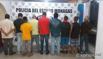 Nueve detenidos por exigir gasolina durante protesta en Maturín - El Pitazo