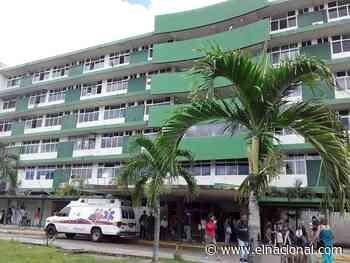 Área de emergencia del hospital Manuel Núñez Tovar de Maturín estuvo varias horas sin luz - El Nacional
