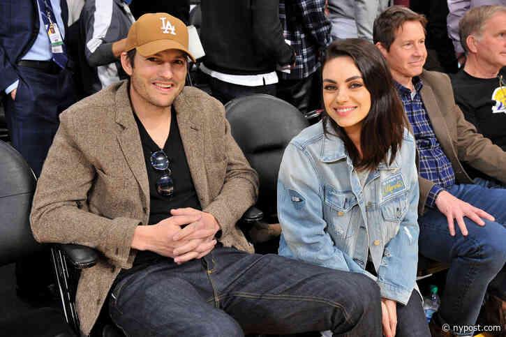 Mila Kunis thought Ashton Kutcher's Uber investment was a terrible idea - New York Post
