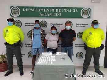 En Juan de Acosta: capturado 'El Flaco', por tráfico de estupefacientes - Diario La Libertad
