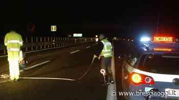 Travolto in A4 nella notte, vittima un 45enne di Castenedolo - Brescia Oggi