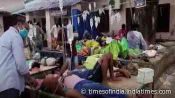 Around 100 fall ill after consuming 'lassi' in Odisha's Malkangiri