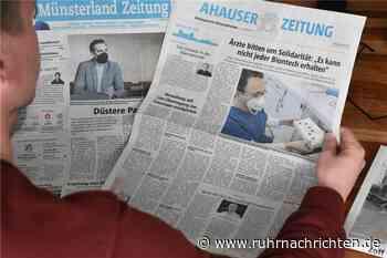 Guten Morgen: Kein leichter Abschied von der MLZ - Ruhr Nachrichten