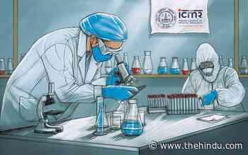 ICMR | Weathering India's coronavirus storm - The Hindu