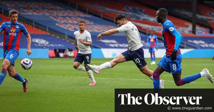 Agüero shows his enduring class even as Guardiola finds new ways to win   Paul Doyle