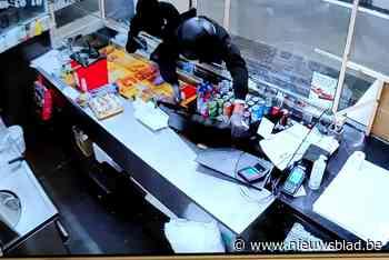 VIDEO. Gewapende overvallers stelen kassa met 1.000 euro bij Lommelse frituur