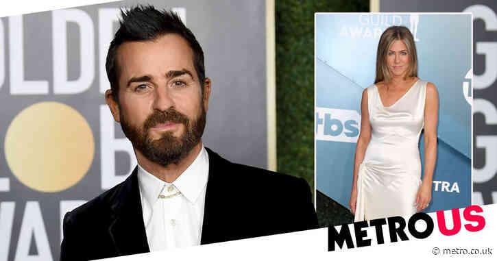 Justin Theroux found public scrutiny of Jennifer Aniston relationship 'frustrating'