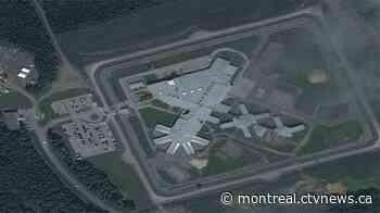 COVID-19 outbreak declared in Quebec's Donnacona penitentiary - CTV News Montreal