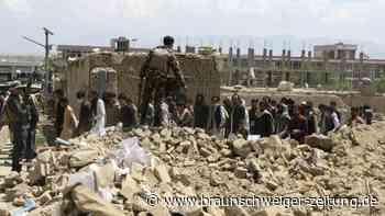 Tote und Verletzte bei Bombenanschlag in Südafghanistan