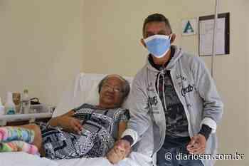 Manauara recuperada da Covid em Santa Maria precisa de cadeira de rodas para poder voltar para casa - Diário de Santa Maria