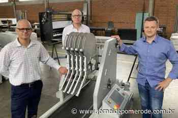 Delta completa 14 anos como referência em máquinas têxteis na América Latina - Jornal de Pomerode