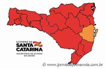 Médio Vale do Itajaí volta para o nível gravíssimo - Jornal de Pomerode