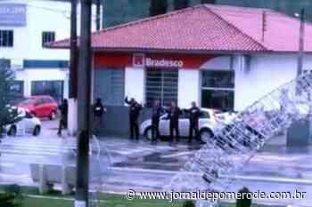 Assaltantes de banco são condenados a mais de 263 anos de prisão - Jornal de Pomerode