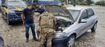 Suspeitos de praticar assaltos são detidos em Bezerros - G1