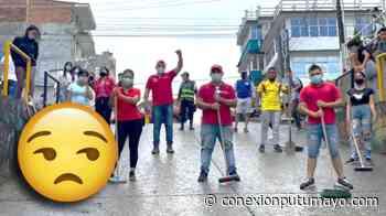 Cibernautas cuestionaron a concejal de Puerto Asís que se fue a hacer jornada de aseo a Mocoa - Conexión Putumayo