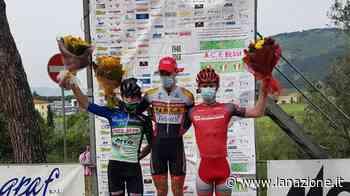 Ciclismo/Allievi. Bis del valdarnese Failli nella Coppa Lavoratori a Calenzano - LA NAZIONE
